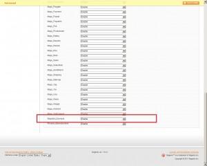 Пример подключения модуля Magento