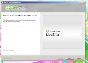 LiveZilla установка
