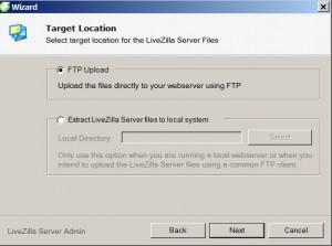 Способ установки чата на сервер