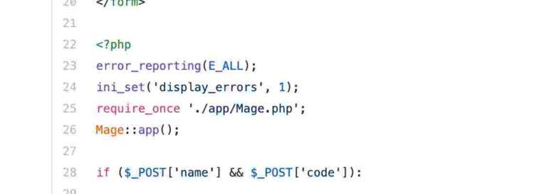 Magento1: Добавление нового атрибута пользователя в Magento